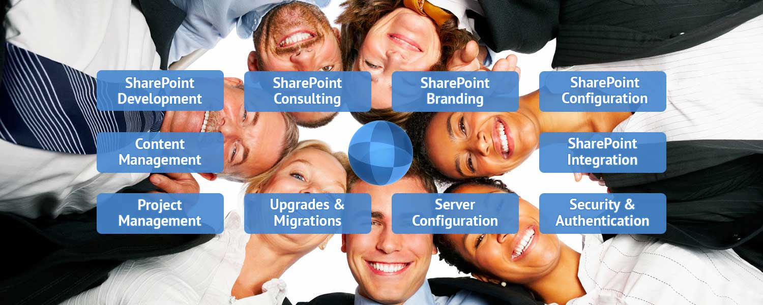 SharePoint Development Consulting Services