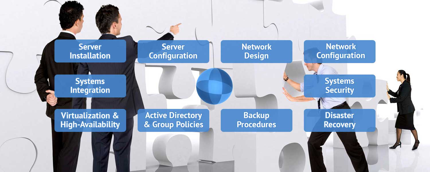 Systems Integration Consulting Services